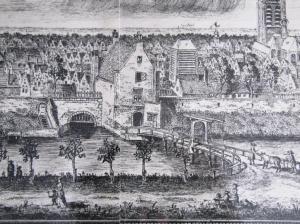 Koepoort in Delft